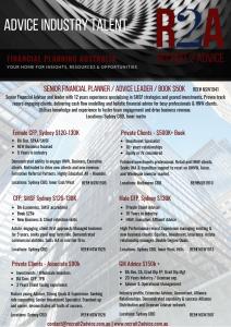 Recruit 2 Advice - Financial planning Recruitment - HR - Talent
