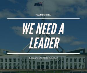 Senior Financial Planner - Canberra - Recruit 2 Advice