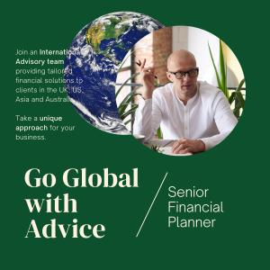 Recruit 2 Advice - Senior Financial Planner